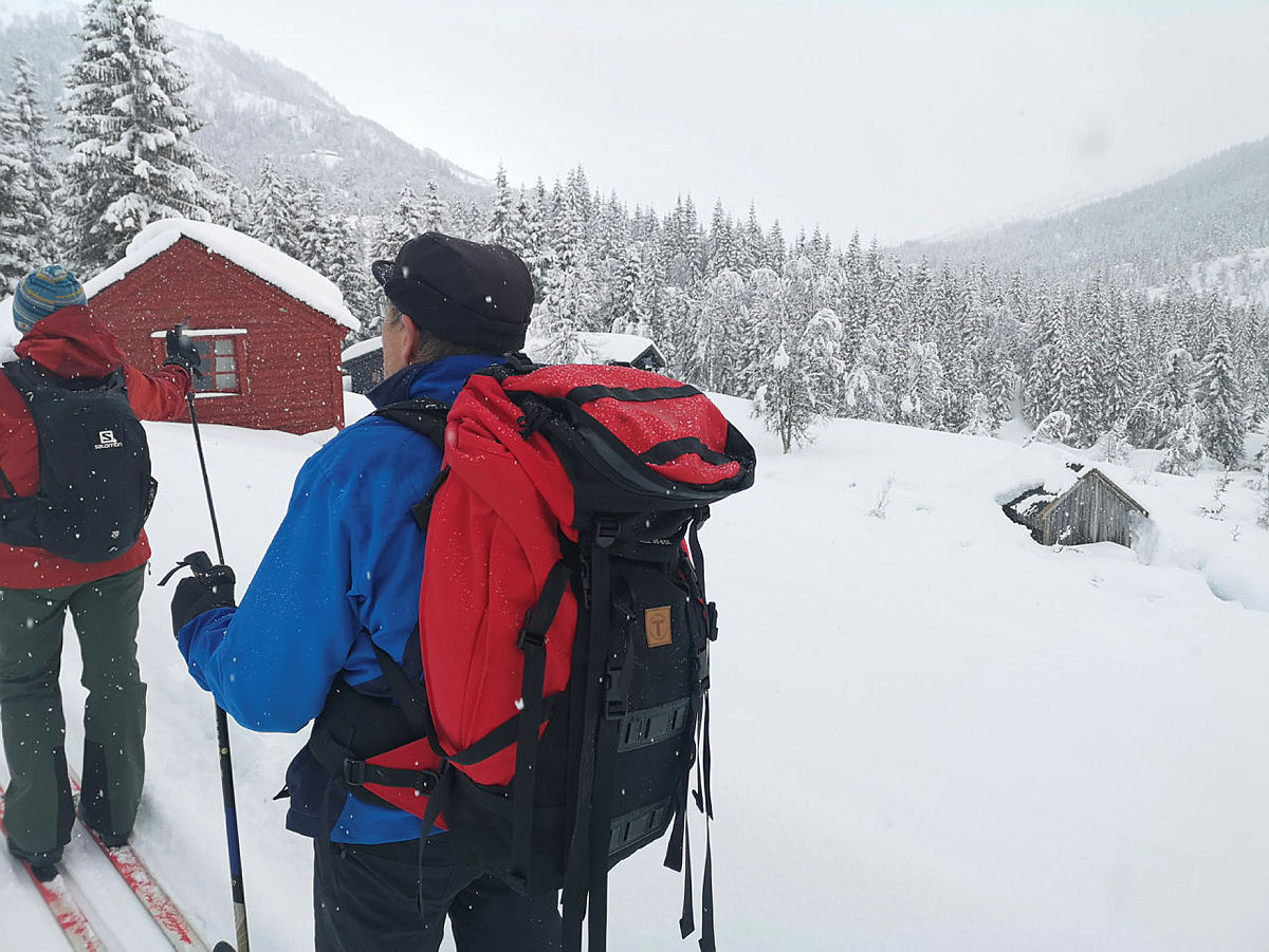 Kvitno - Fyrjo - Reinstjørndalen