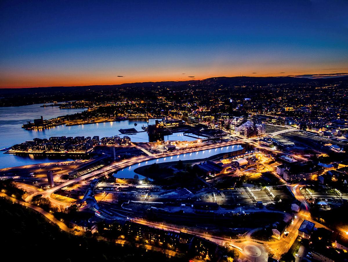 11 fine fotturer i Oslo-området