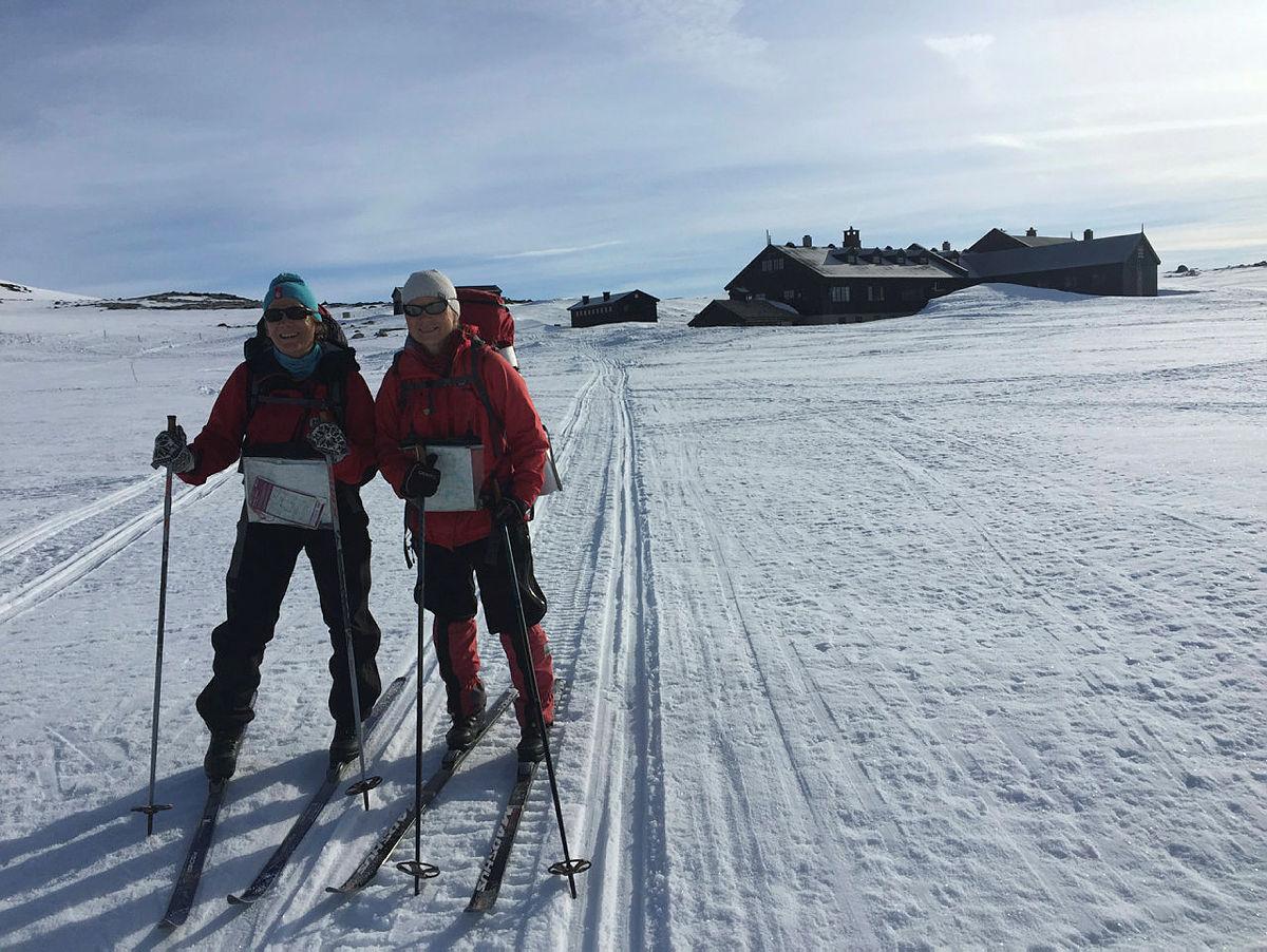 Skieventyr på Hardangervidda