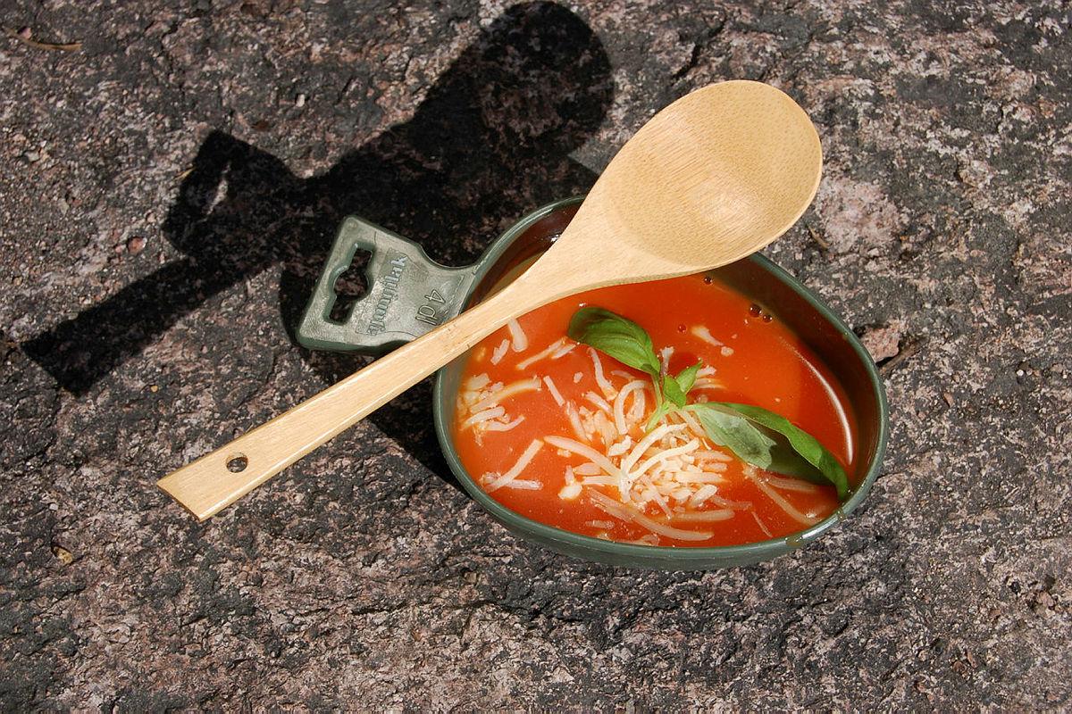 Hell suppe på termos, og vips har du turmaten klar!