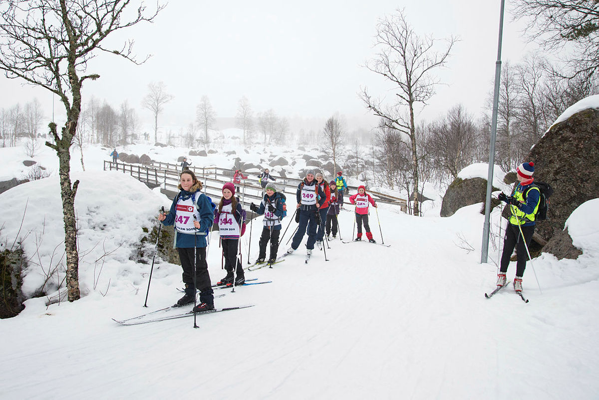 Vi deler ut gratis plasser på Skiskolen