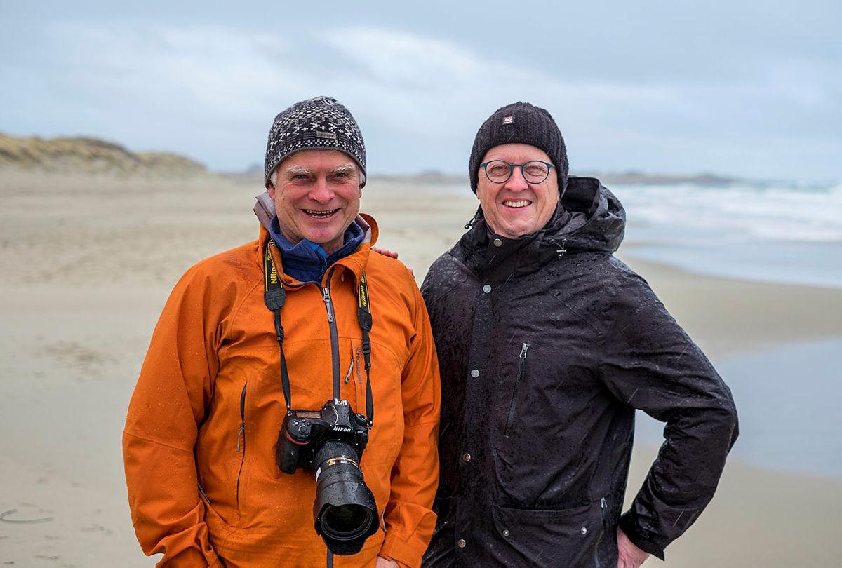 Denne Aftenblad-duoen har skrevet om friluftsliv i et kvart århundre