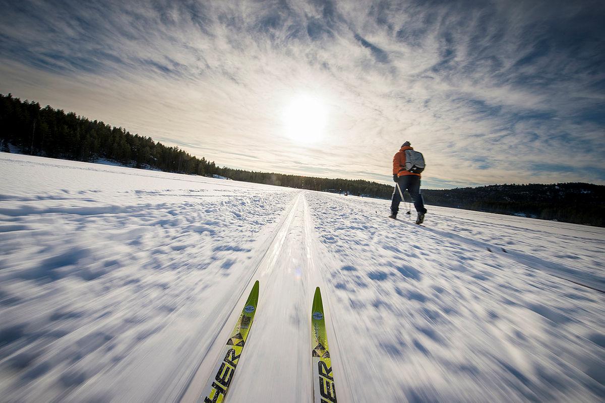 Ny i byen - hvor er det fint å gå på ski?