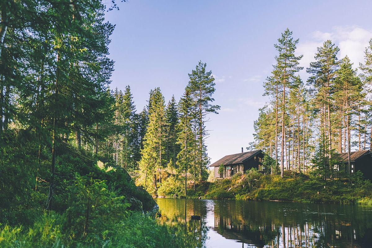 Huldreheim i Østmarka