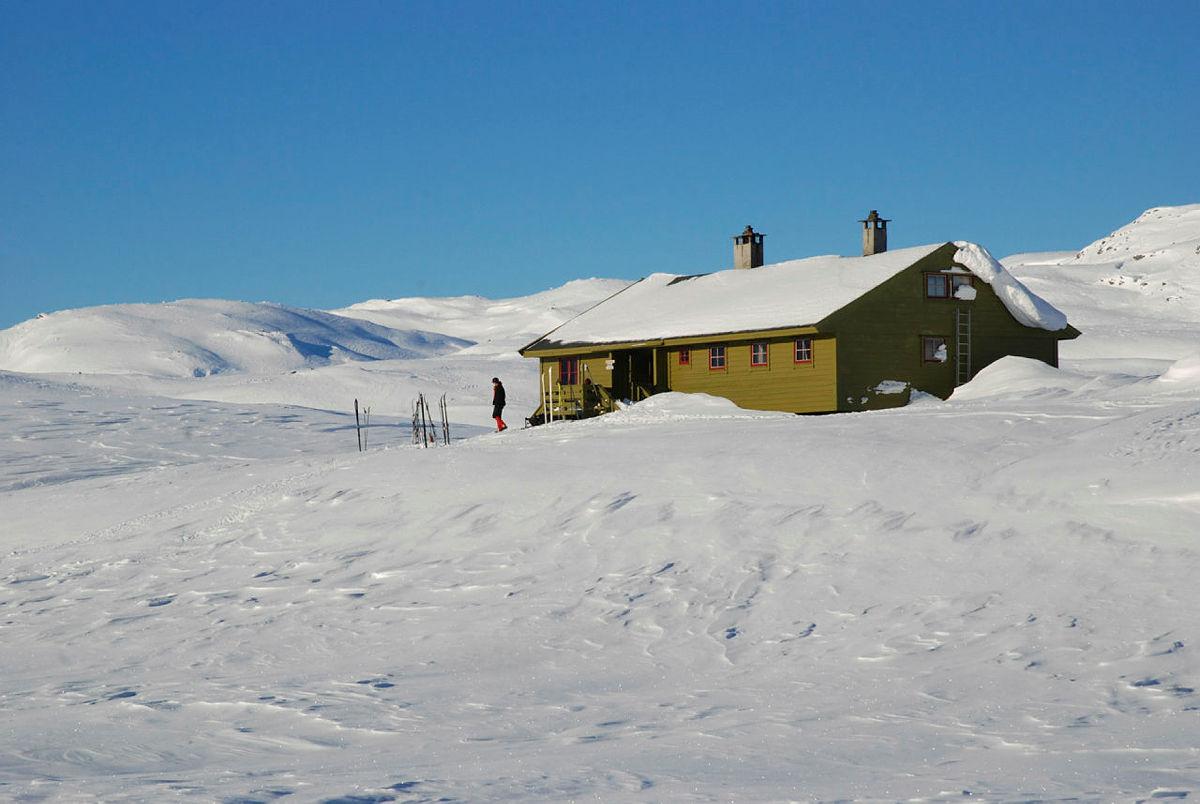 Skitur til Selhamar i Stølsheimen.