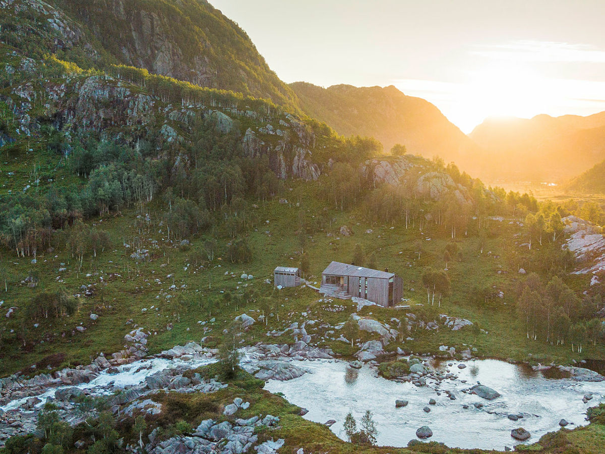 BØR VERNES: Kvitlen ligger i Kvitladalen, et av områdene som er vurdert som nasjonalpark.