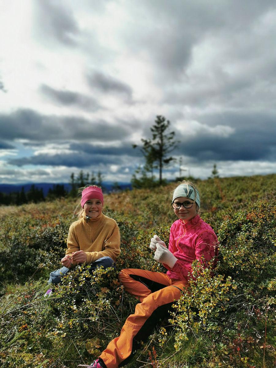 Høstferie i Telemark