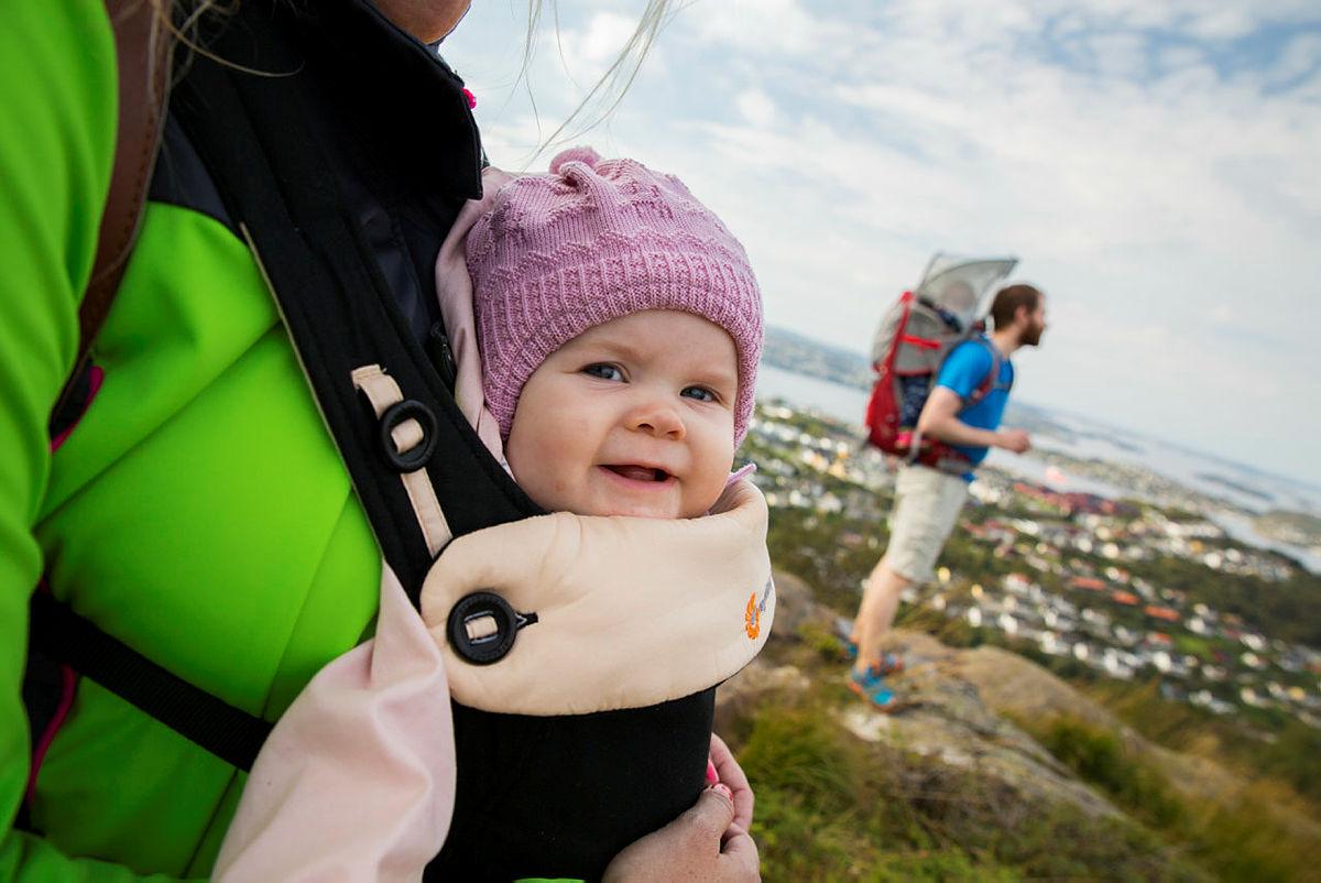 Bæretur med Barnas Turlag til Lyderhorn, 13.9.16. Nydelig tur med mange glade barn og voksne.