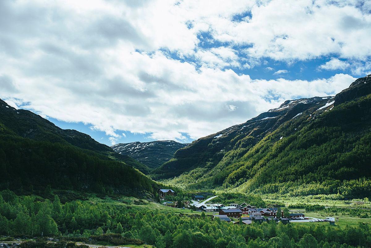 Aurlandsdalen Turisthytte Østerbø