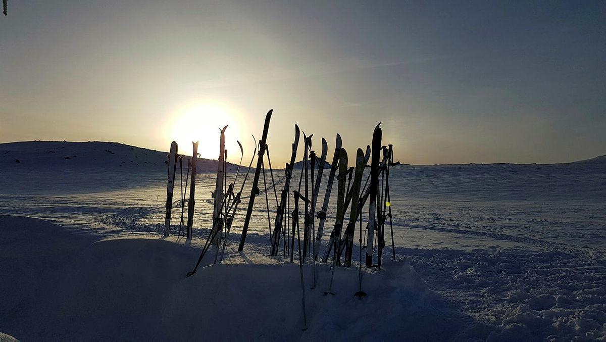 Aktivitet i vinterfjell