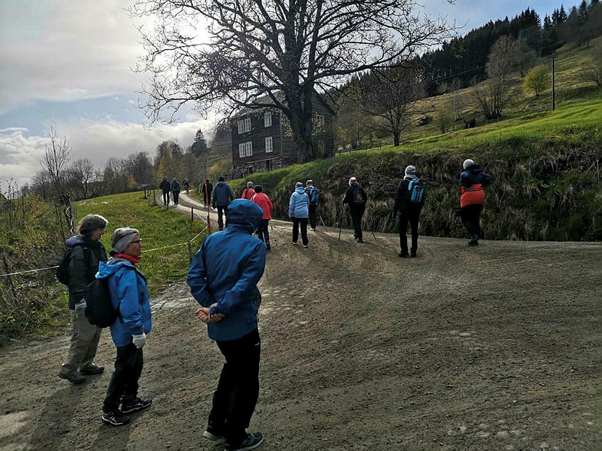 Fredheim - Tvildemoen - Gilbaret - Tvilde