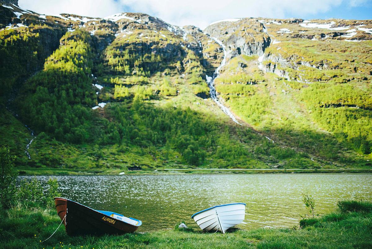 Bilder fra sommeråpning i Aurlandsdalen 2017.