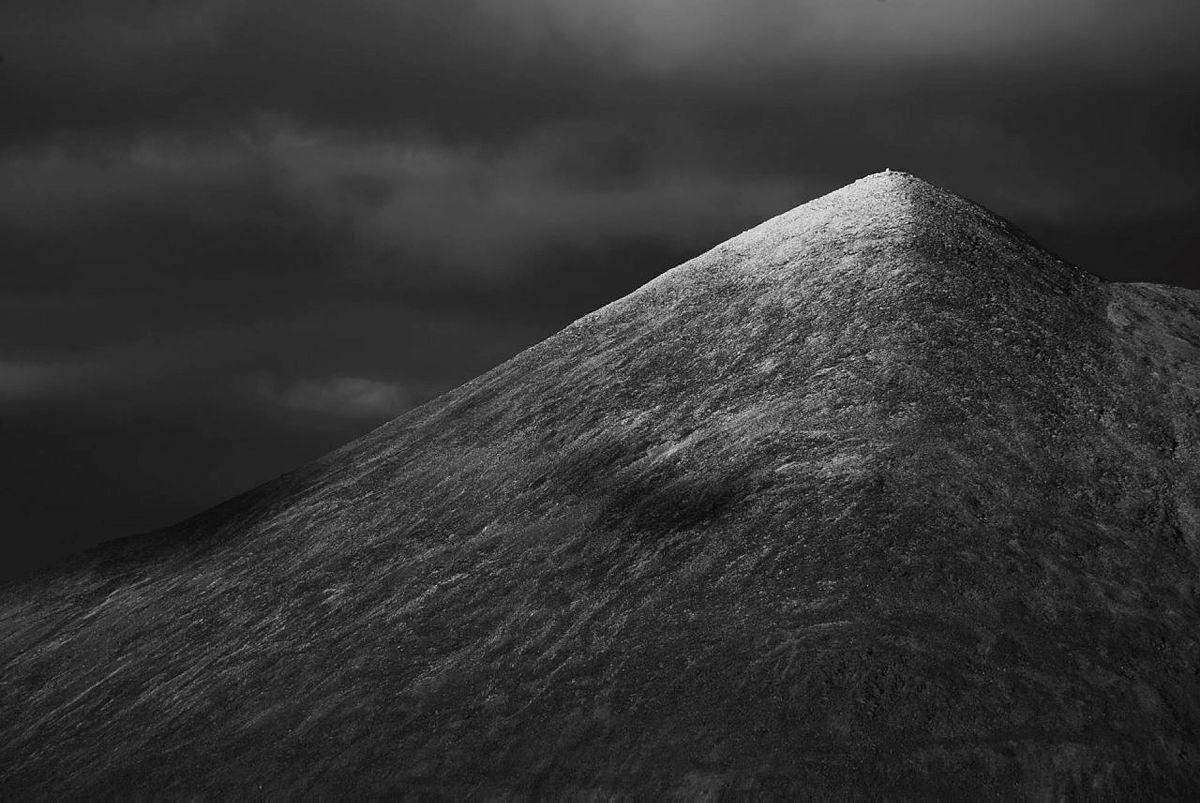 Dette er Digerronden sett fra sør-vest sent på ettermiddagen den 1.10.16. | Bildet er fra DNTs fotokonkurranse-runder i 2016.