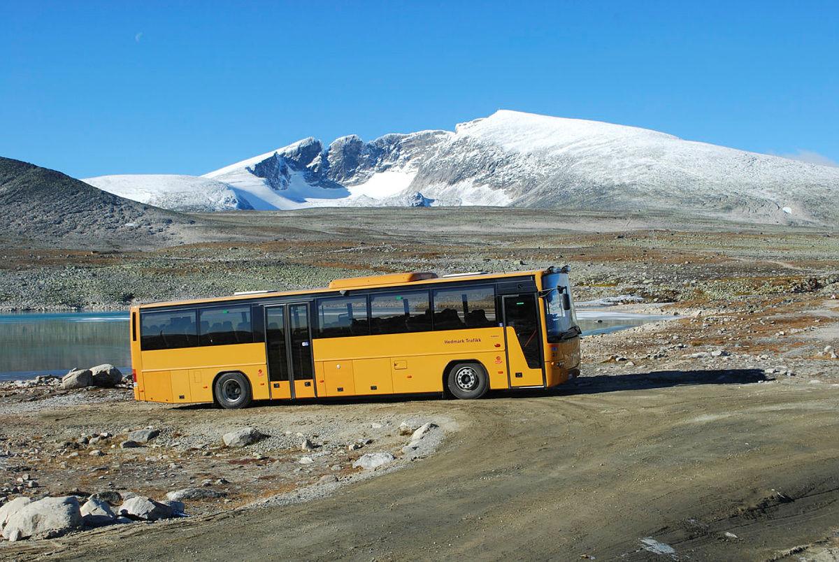 Plass på skyttelbussen til Snøheim må forhåndsbestilles