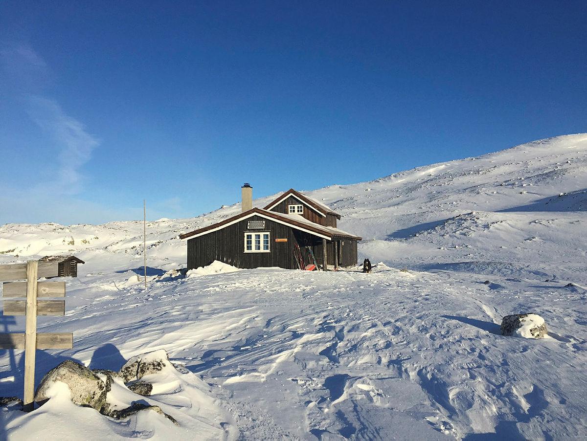 Skitur i Alvdal Vestfjell februar 2017