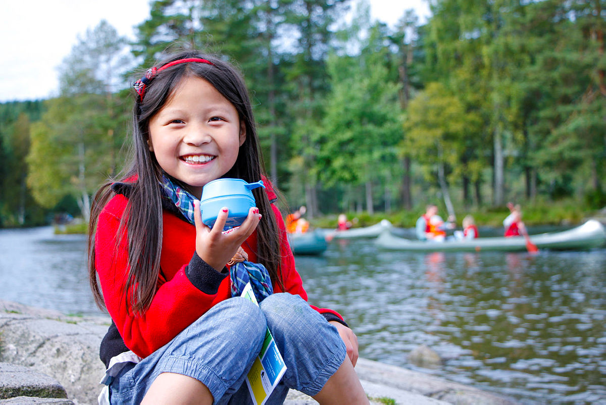 10 hyggelige uteaktiviteter med barna