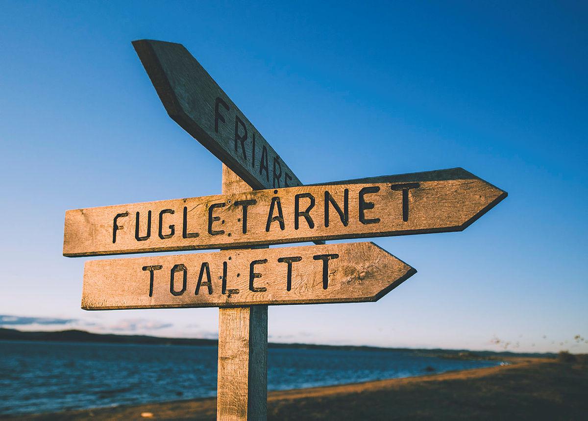 Flotte turmuligheter rundt på øya, til fots, på sykkelsetet i kajakk eller båt.