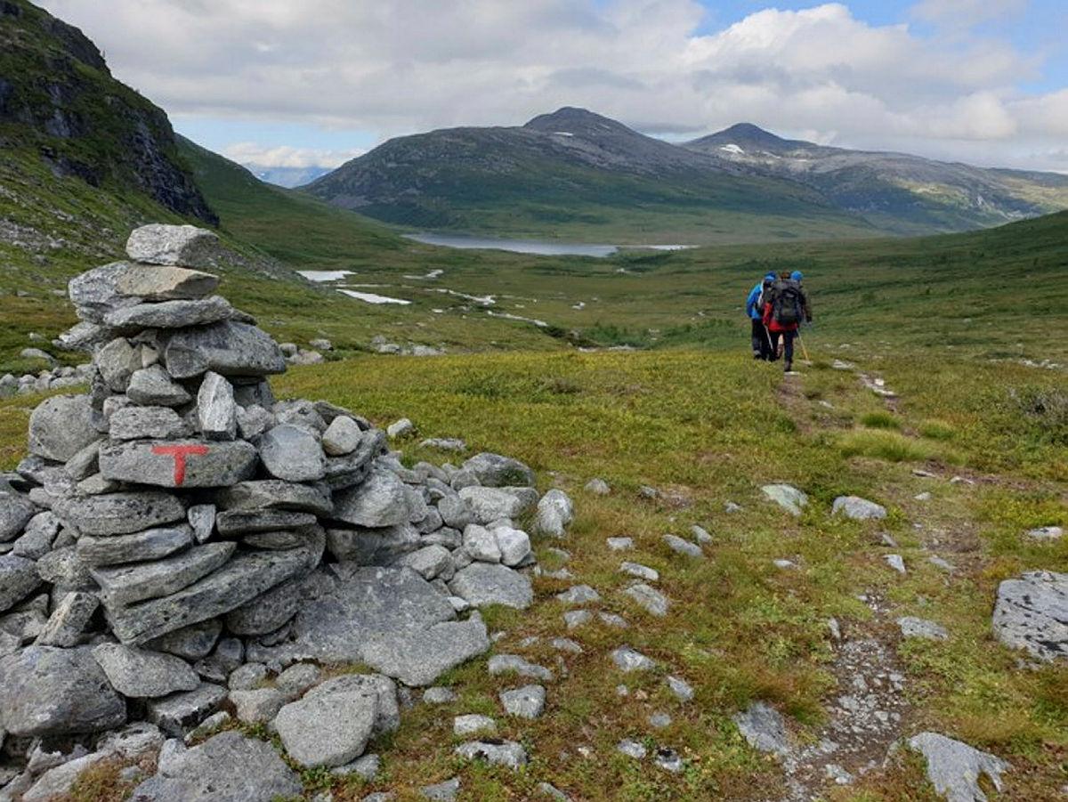 Turrapport fra Romsdalsfjella