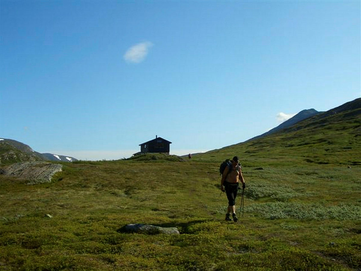 Fra tur Norldnad på tvers - Sulis til Sundsfjord