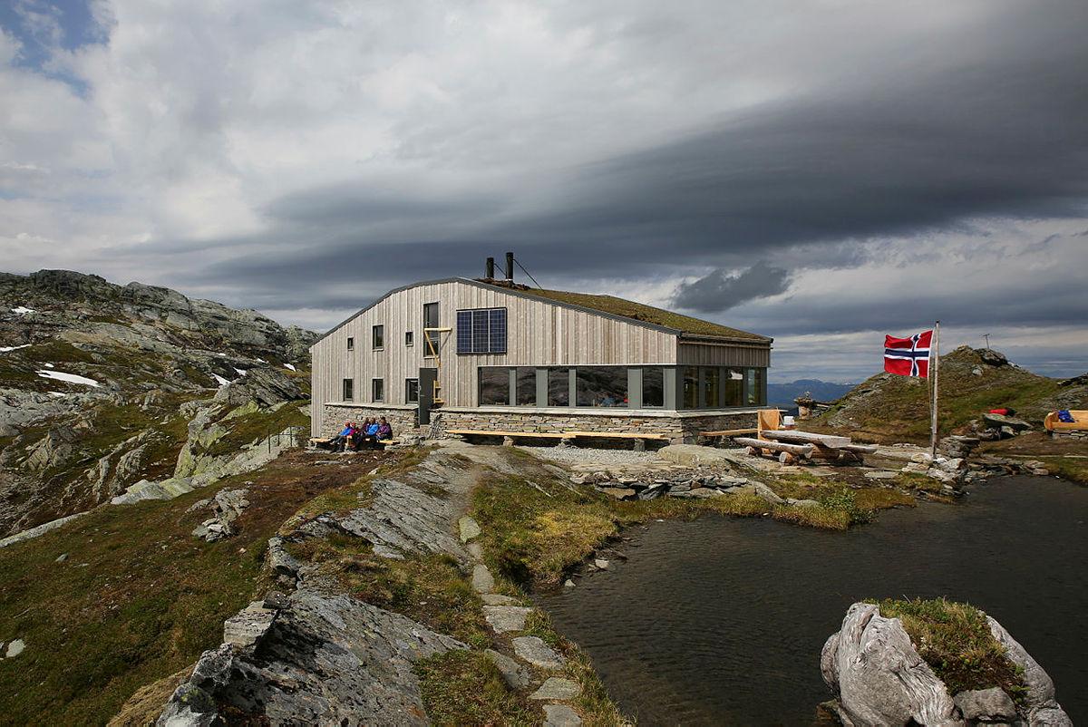 Breidablik i Kvammafjella.