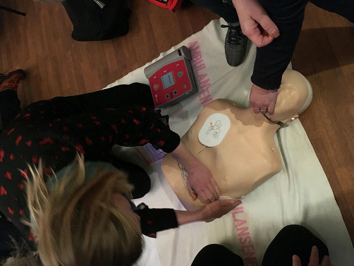 Kurs Hjerte og lungredning