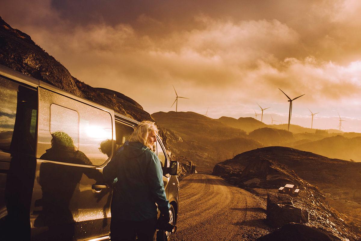 Stavanger Turistforening er bekymret for at store naturområder kan gå tapt til vindkraft.