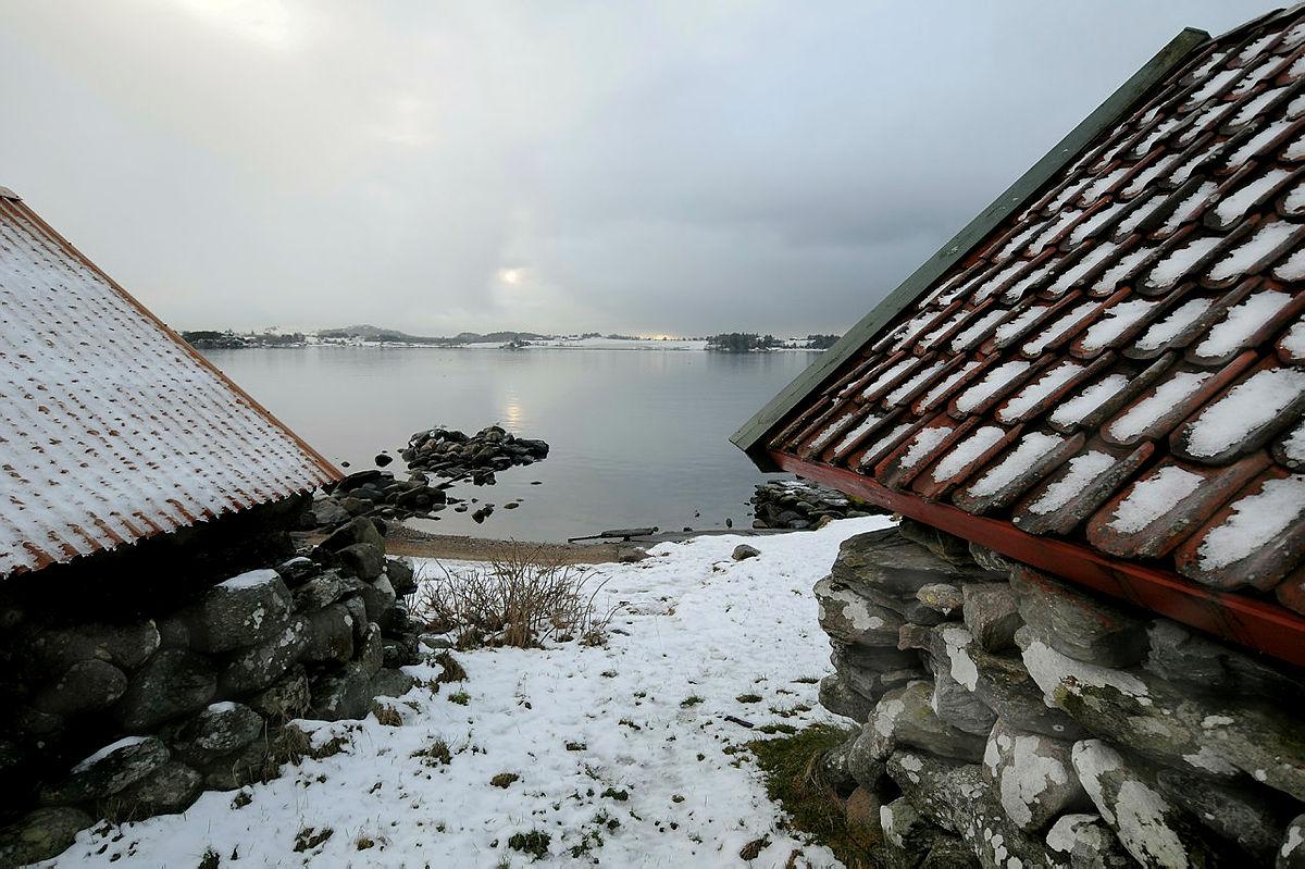 Hafrsfjord v/Sør-Sunde.