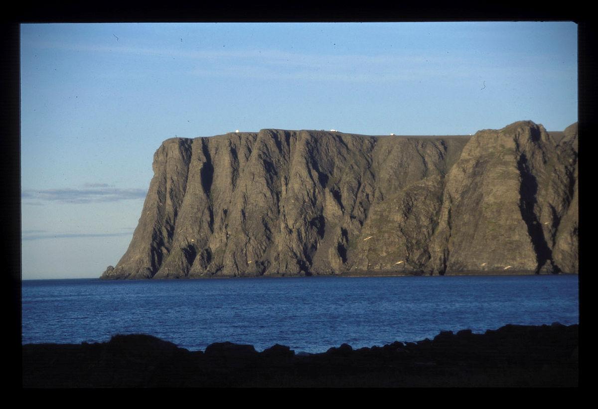 Vil bevare gratis utsikt fra Nordkapp