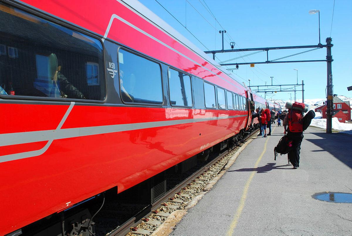 Finse stasjon