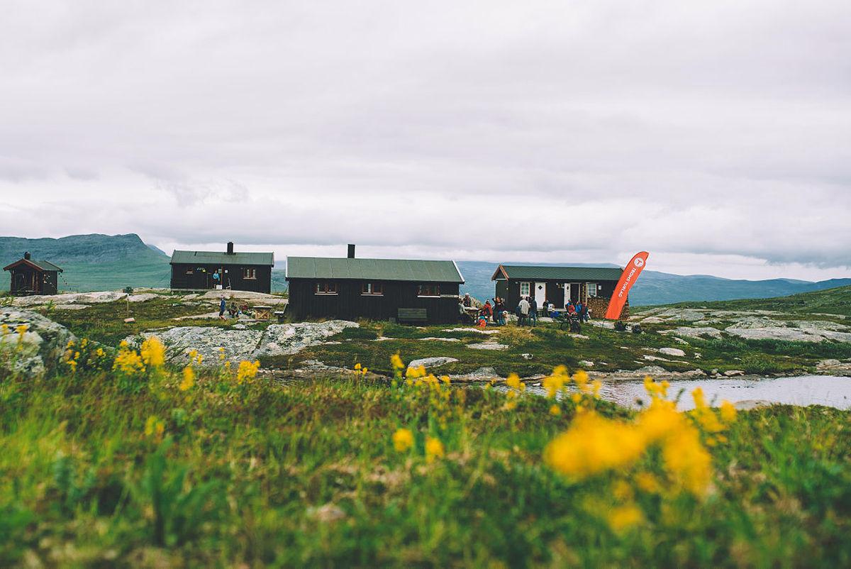 Gappohytta i Indre Troms.