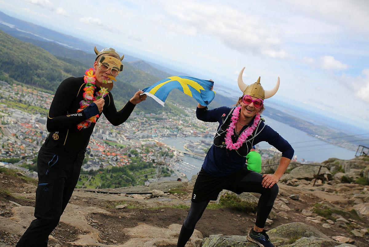 7-fjellsturen, Ulriken, 26. mai 2019