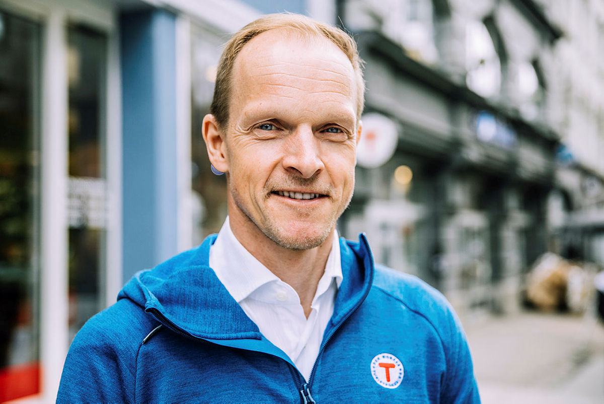 Christian Reusch ny styreleder