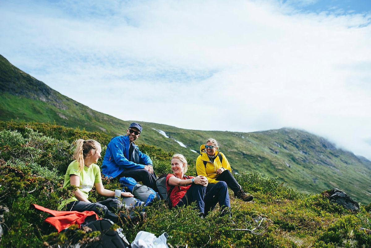 Sommeråpning i Telemarksfjella