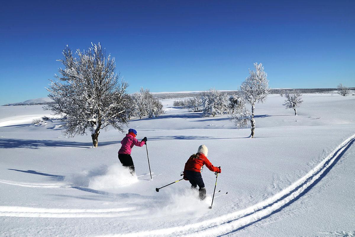 Det er fortsatt mange muligheter for de som ønsker seg en drømmevinterferie på fjellet.