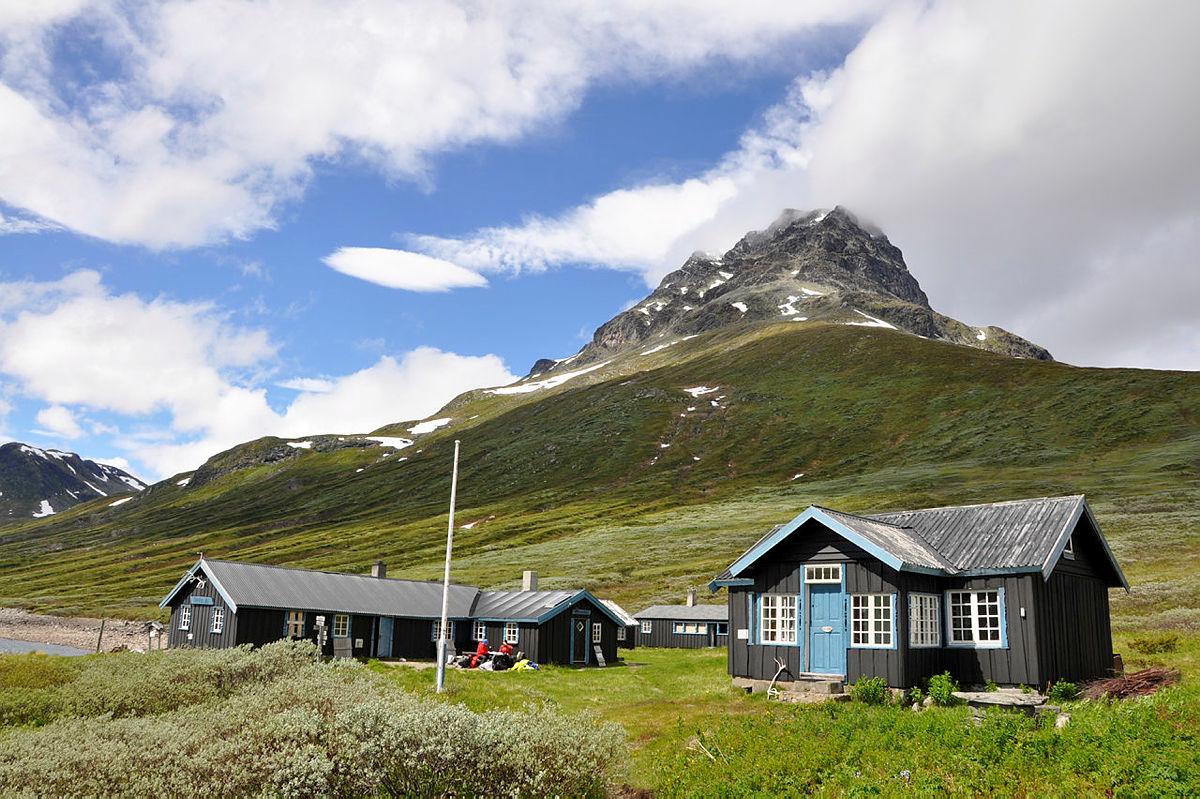 Befaring til Torfinnsbu søndag 3. juli
