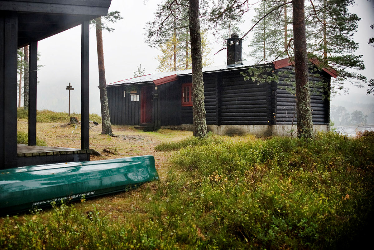 Bilder fra reportasjetur til Vassfaret. Marius Nergård Pettersen tok turen mellom ubetjente koier.   Reportasje på trykk i Fjell og Vidde nr 5, 2012.