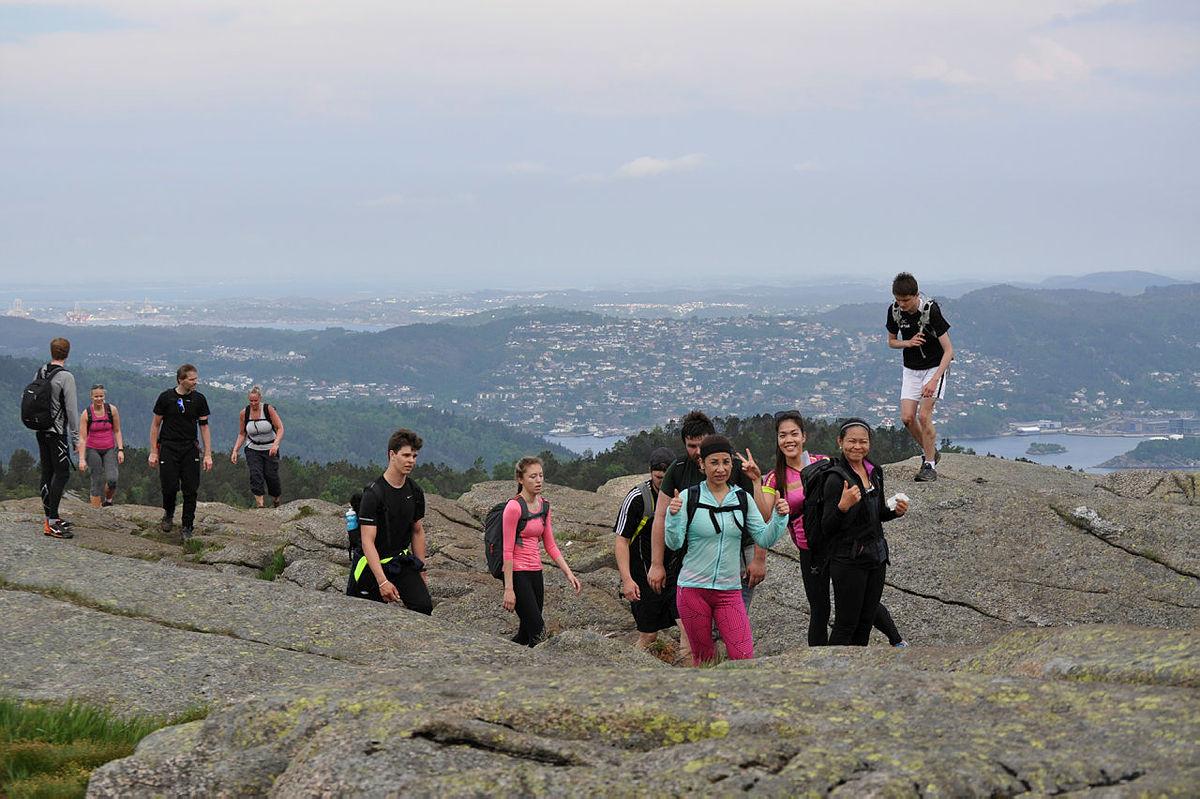 7-fjellsturen fyller 70 år i år. Blir du med søndag 27. mai?