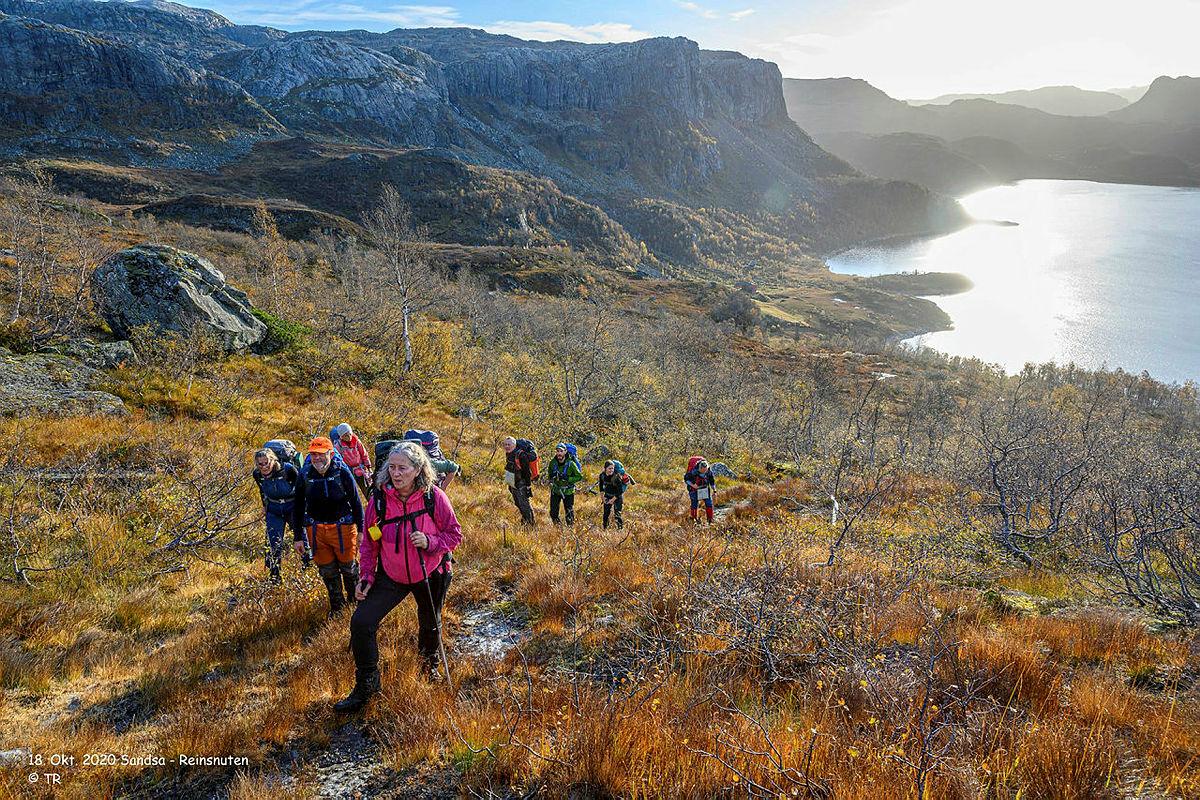 Du kan fortsatt gå trygt på tur med Stavanger Turistforening
