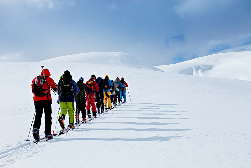 Ski rental — The Norwegian Trekking Association