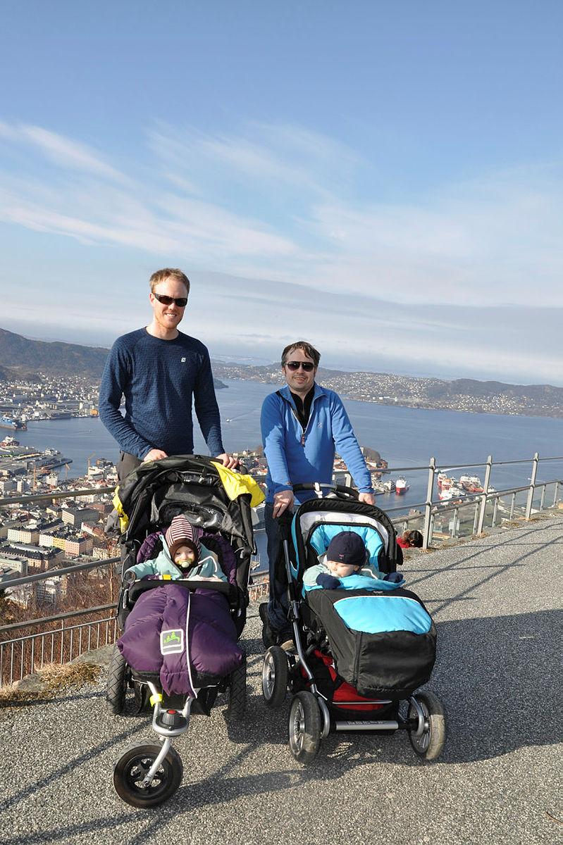 Trilleturer 2014 - Byfjellene i Bergen. Ukjent fotograf, derav BHT.