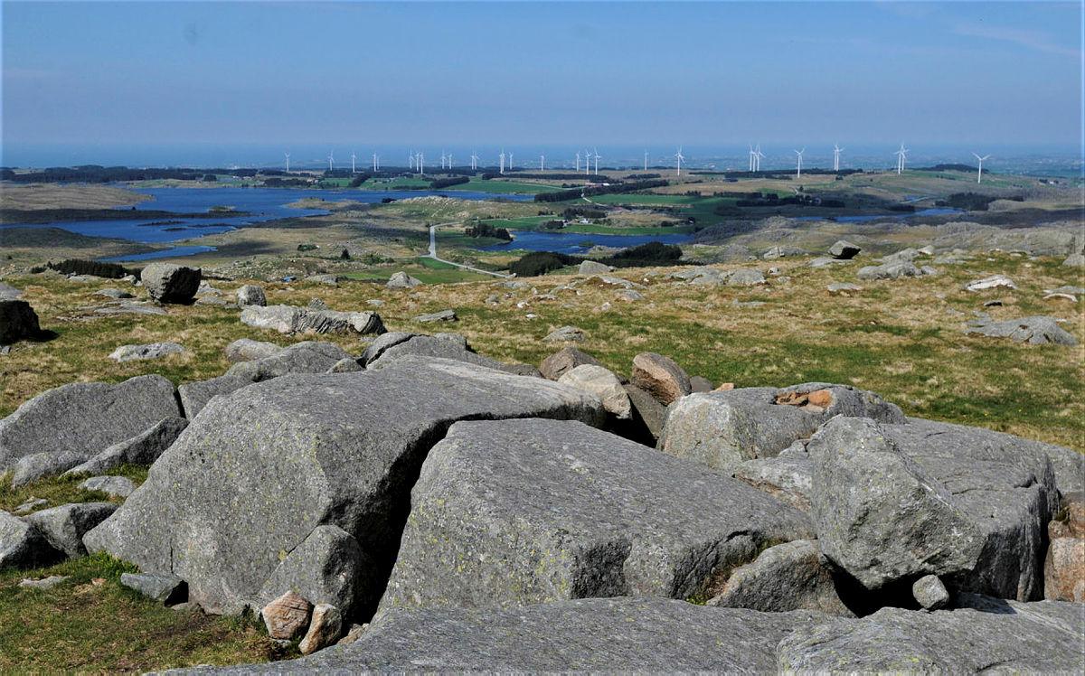 92 prosent av kommunepolitikerne sier klart nei til mer vindkraft i Rogaland