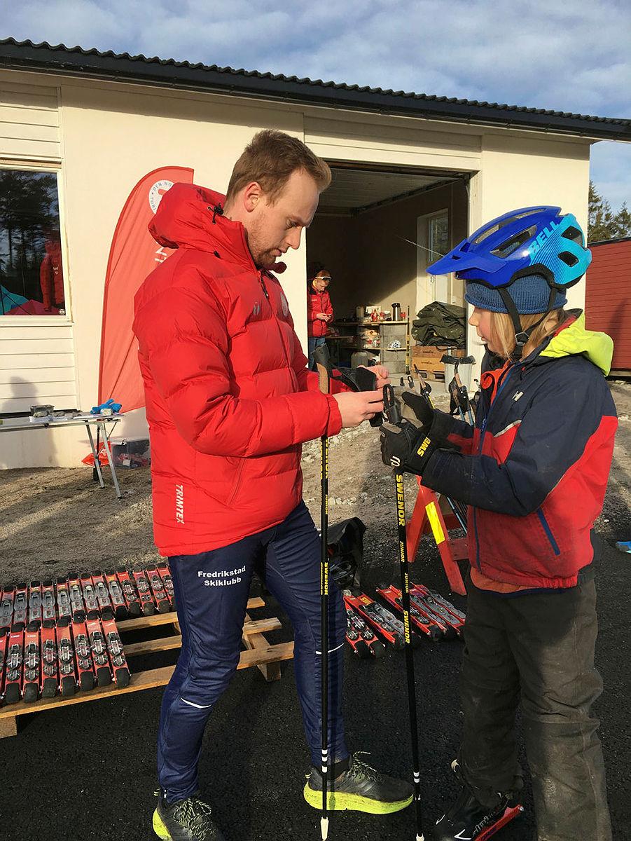 KDU Fredrikstad skiklubb