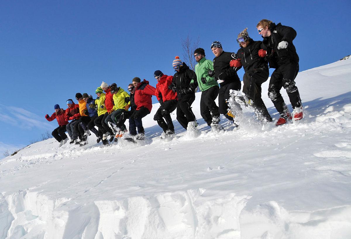 Ta et kurs i vinter!