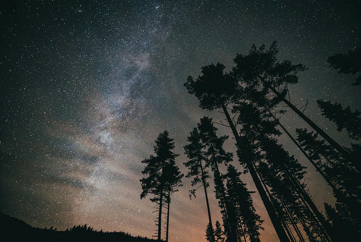 Stjernebilder fra Sørkedalen