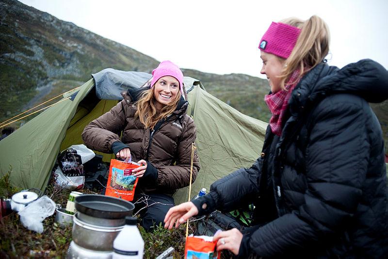 Gjør teltturen til en suksess
