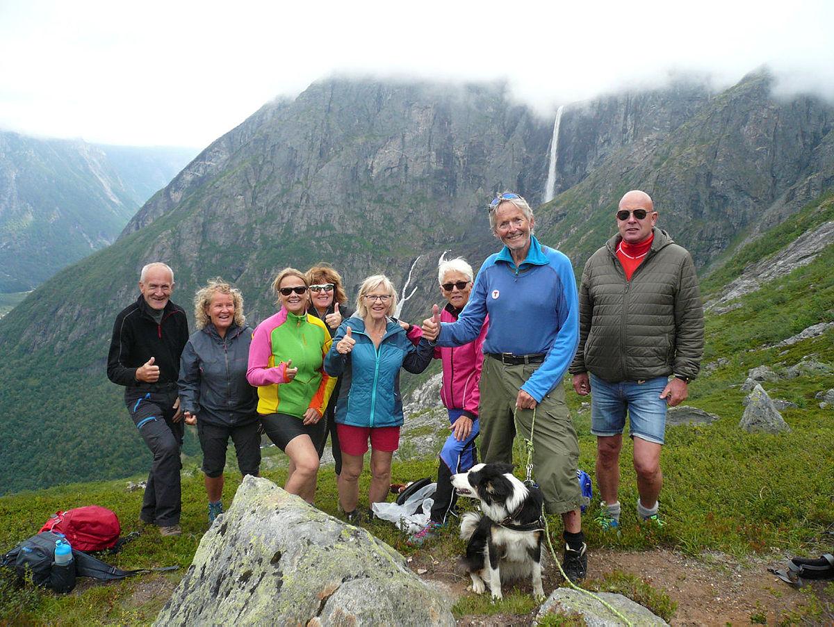 Tur til Mardalsfossen