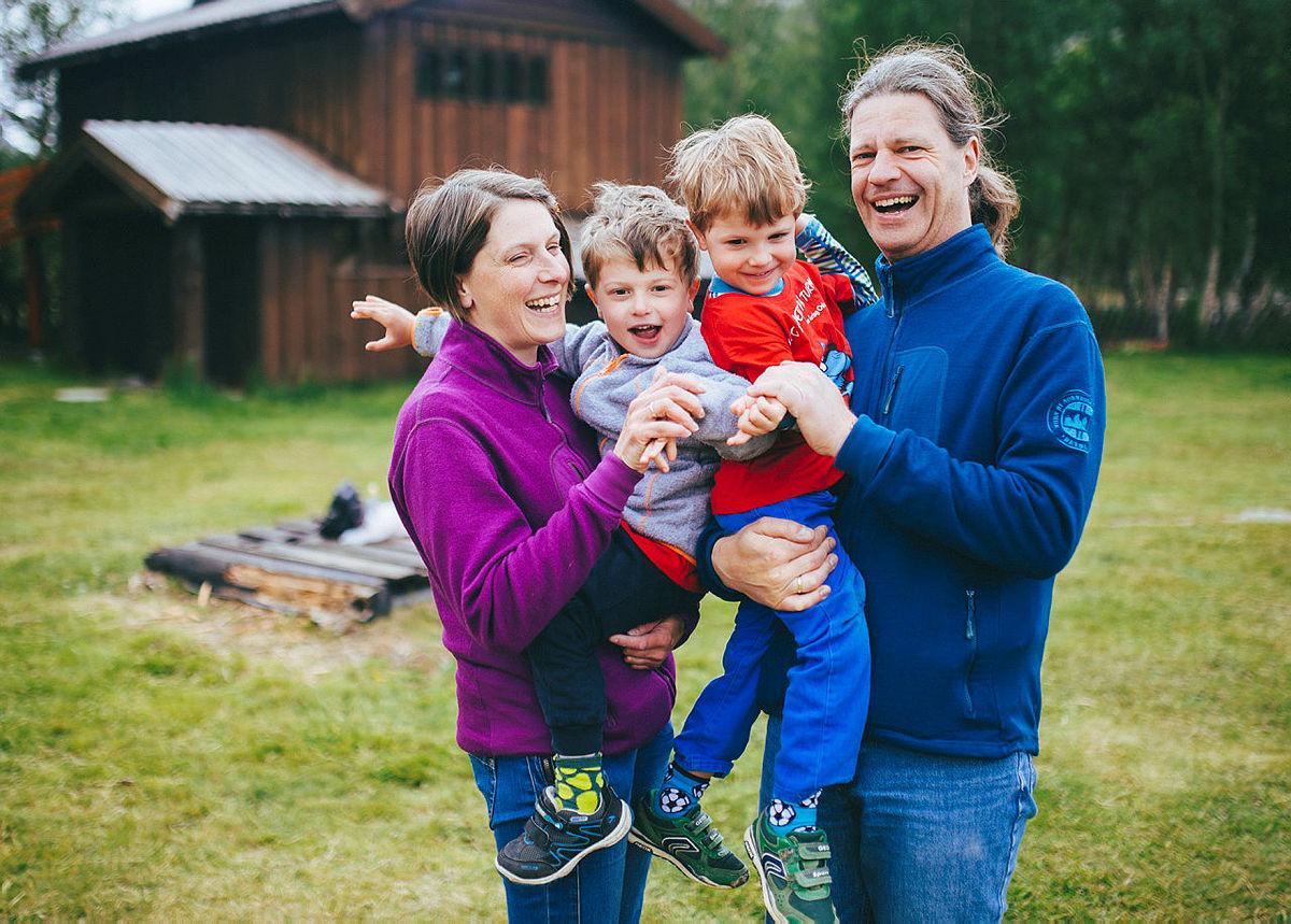 For familier / besteforeldre:  Spennende sommerturer i fjellet