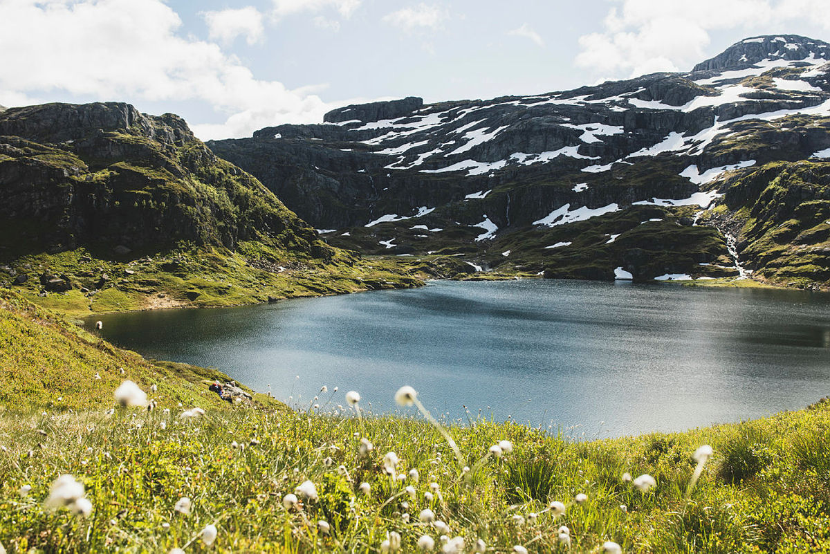 Anbefalte høstturer i Etnefjellene