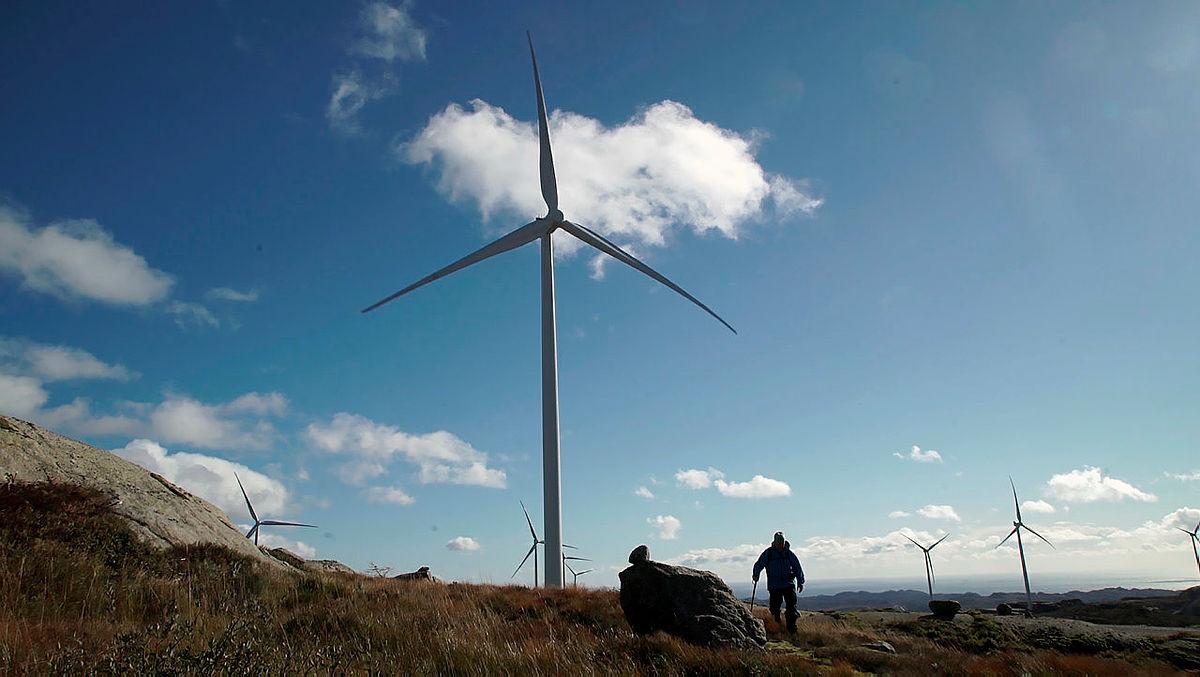 Lansering av DNT sine nye fjellvettregler for vindkraft