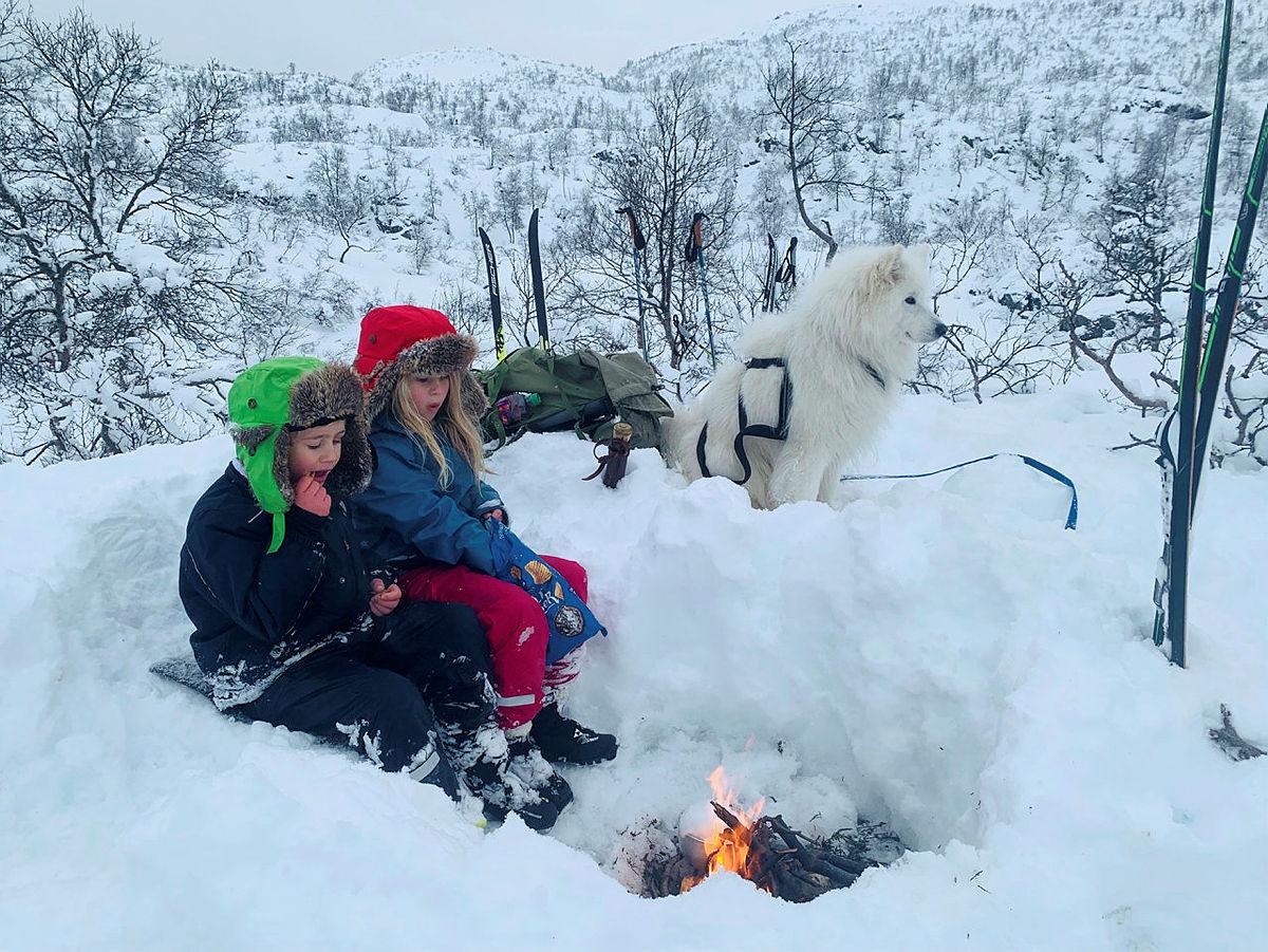 Vinterferie med eller uten ski